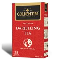 Darjeeling 25 Tea Bags By Golden Tips Tea from Golden Tips Tea