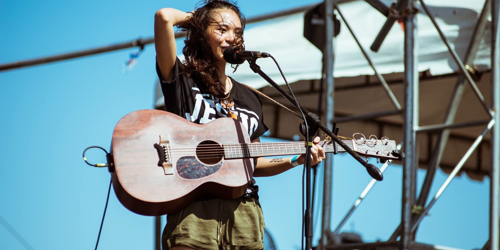 """Clara Benin says """"Thank You and Goodbye"""" with first headlining show at Teatrino"""