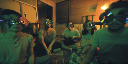 sub:shaman's new music video is equally hellish and hilarious — watch