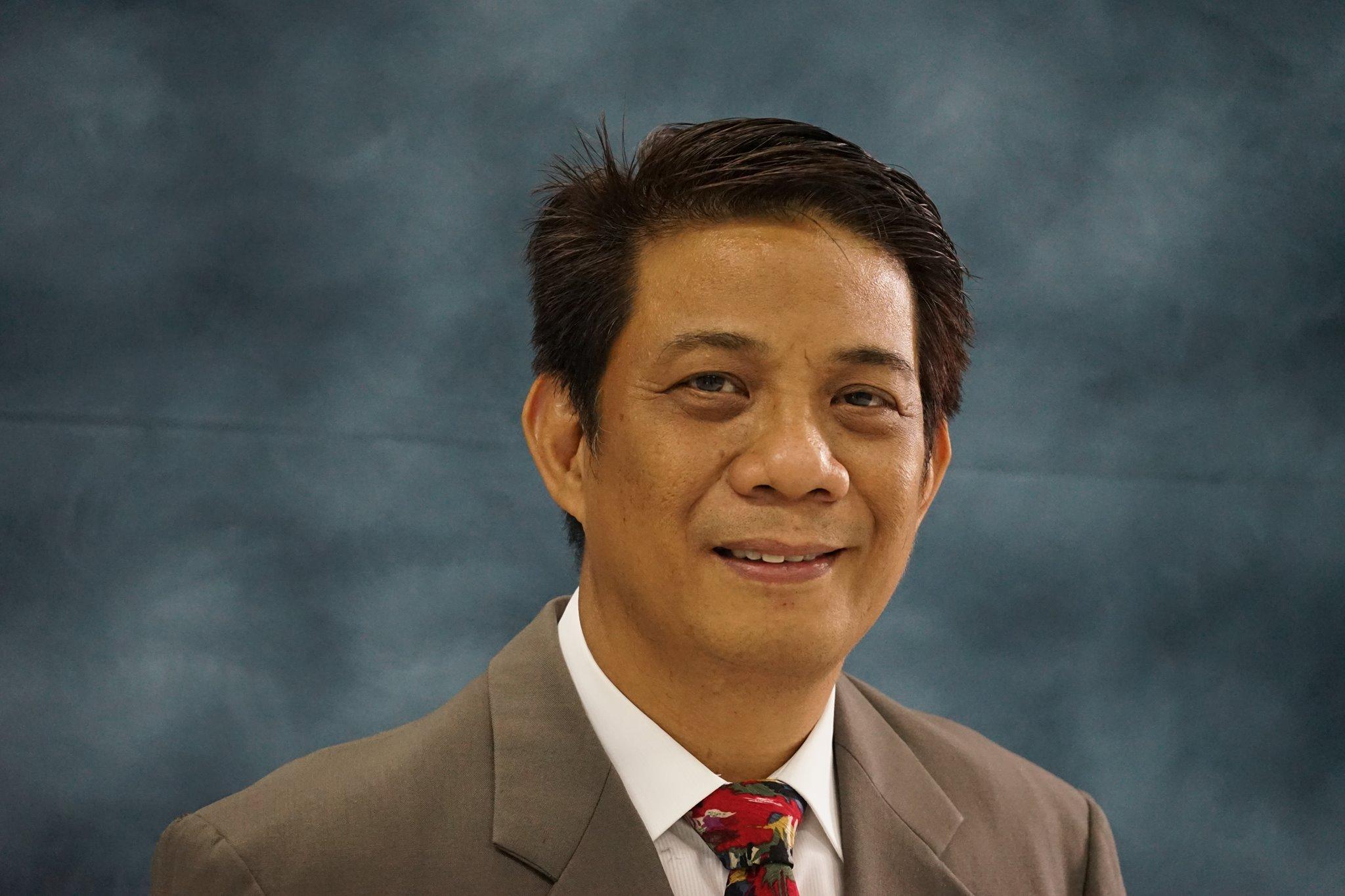 Rev. Bong Baylon