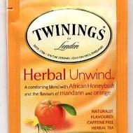 Honeybush, Mandarin & Orange from Twinings