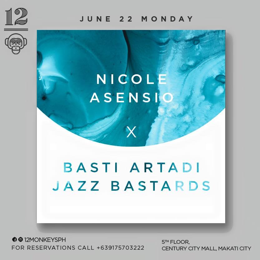 Nicole Asensio x Basti Artadi