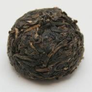 Jasmine Scented Pu-erh Tuocha from Chicago Tea Garden