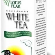 White Tea from Lotus Peak