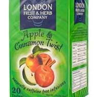 Apple & Cinnamon Twist from London Fruit & Herb Company
