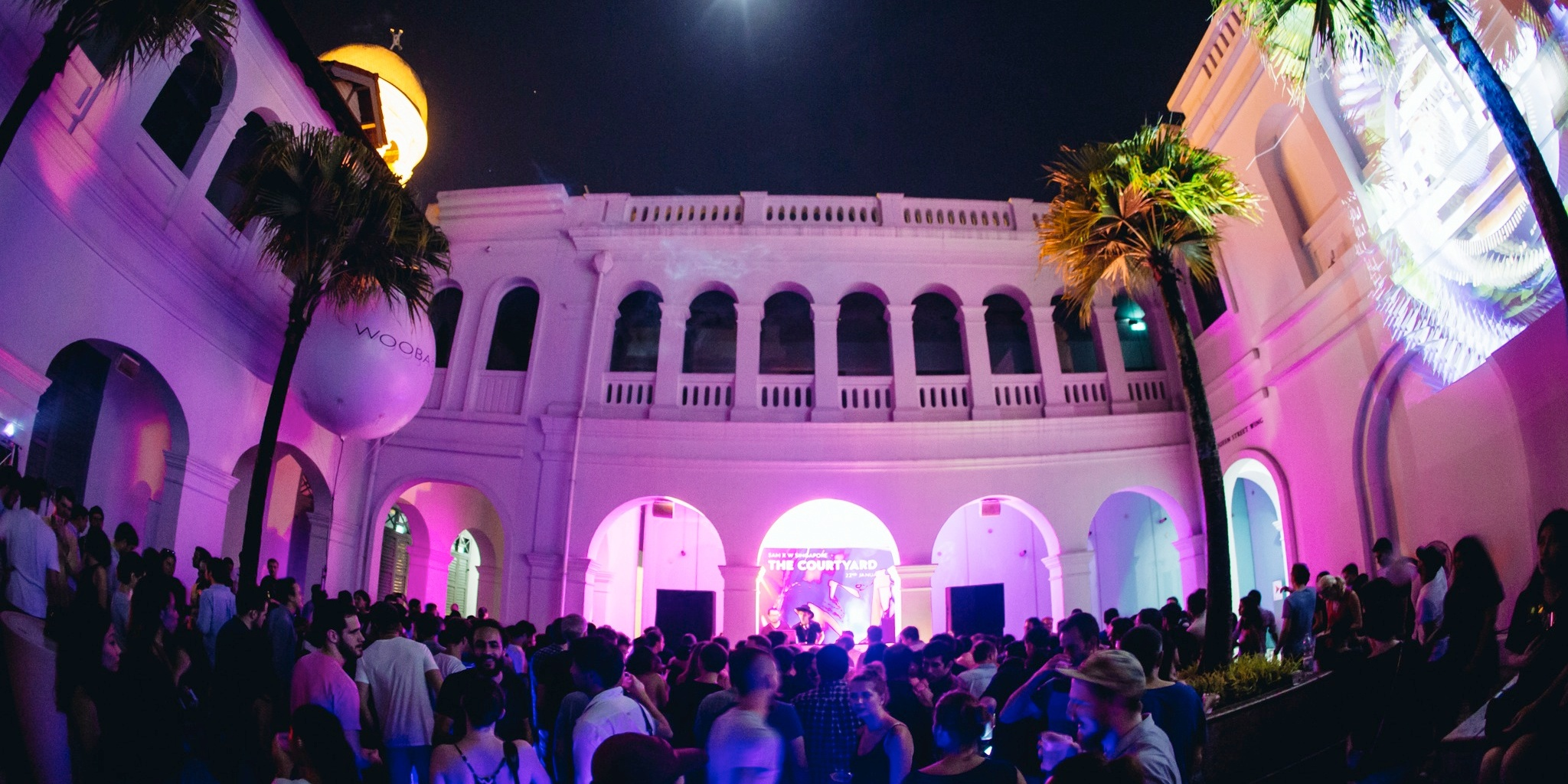 Singapore Art Museum will play host to a series of bands and DJs to close Singapore Biennale 2016