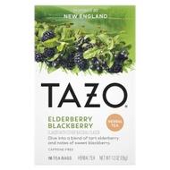 Elderberry Blackberry from Tazo
