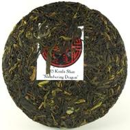 Spring 2015 Kunlu Shan, Slumbering Dragon, Sheng Puerh from Crimson Lotus Tea