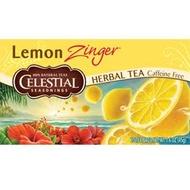 Lemon Zinger from Celestial Seasonings