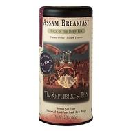 Assam Breakfast from The Republic of Tea