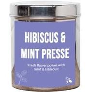 Hibiscus + Mint Presse from Bird & Blend Tea Co.