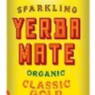 Organic Sparkling Classic Gold Yerba Mate from Guayaki