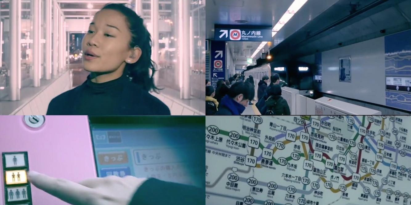 Bea Lorenzo covers Daniel Caesar's Streetcar using the sounds of Tokyo – watch