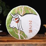 "2021 Yunnan Sourcing ""Cucumber Village"" Raw Pu-erh Tea Cake from Yunnan Sourcing"
