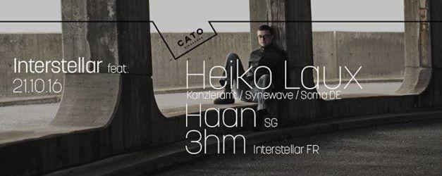 Interstellar feat Heiko Laux (Kanzleramt - DE)