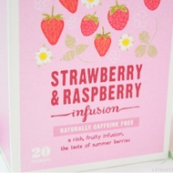 Strawberry & Raspberry Infusion from Marks & Spencer Tea