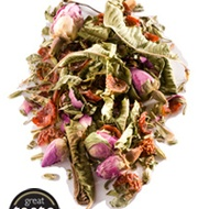 Happiness Herbal Infusion from Camellia's tea house