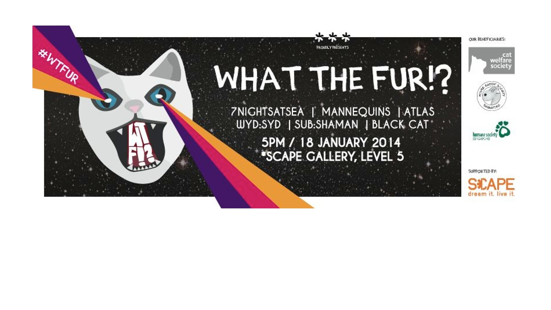 What The Fur!? Gig