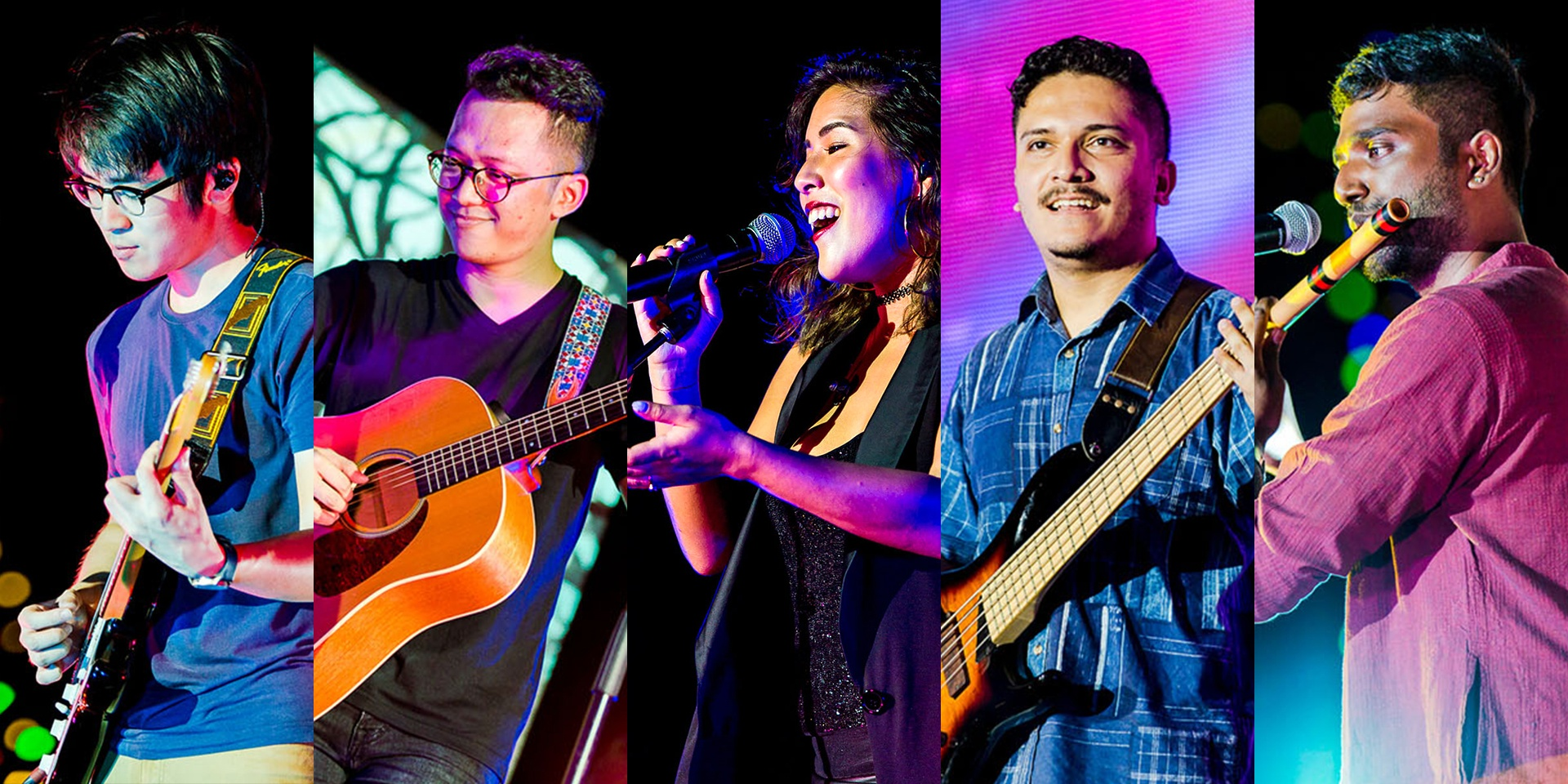 PHOTO GALLERY: Singapore Rhapsodies with Charlie Lim, Sezairi, Daphne Khoo, Take Two and more