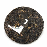 WIld (probably not) Ancient Tree Raw (Sheng) Puer 2017 from Mountain Stream Teas
