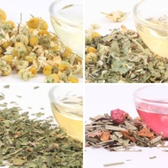 Jenier Serenity Herbal Sampler from Jenier World of Teas