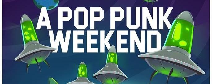 A Pop Punk Weekend: The Maine