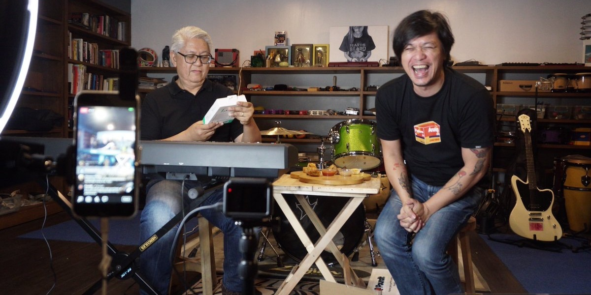 Ryan Cayabyab talks to Raymund Marasigan about his musical journey – watch