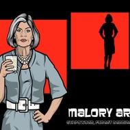 Malory Archer from Custom-Adagio Teas