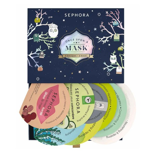 Once Upon A mask Coffret Masques Tissu
