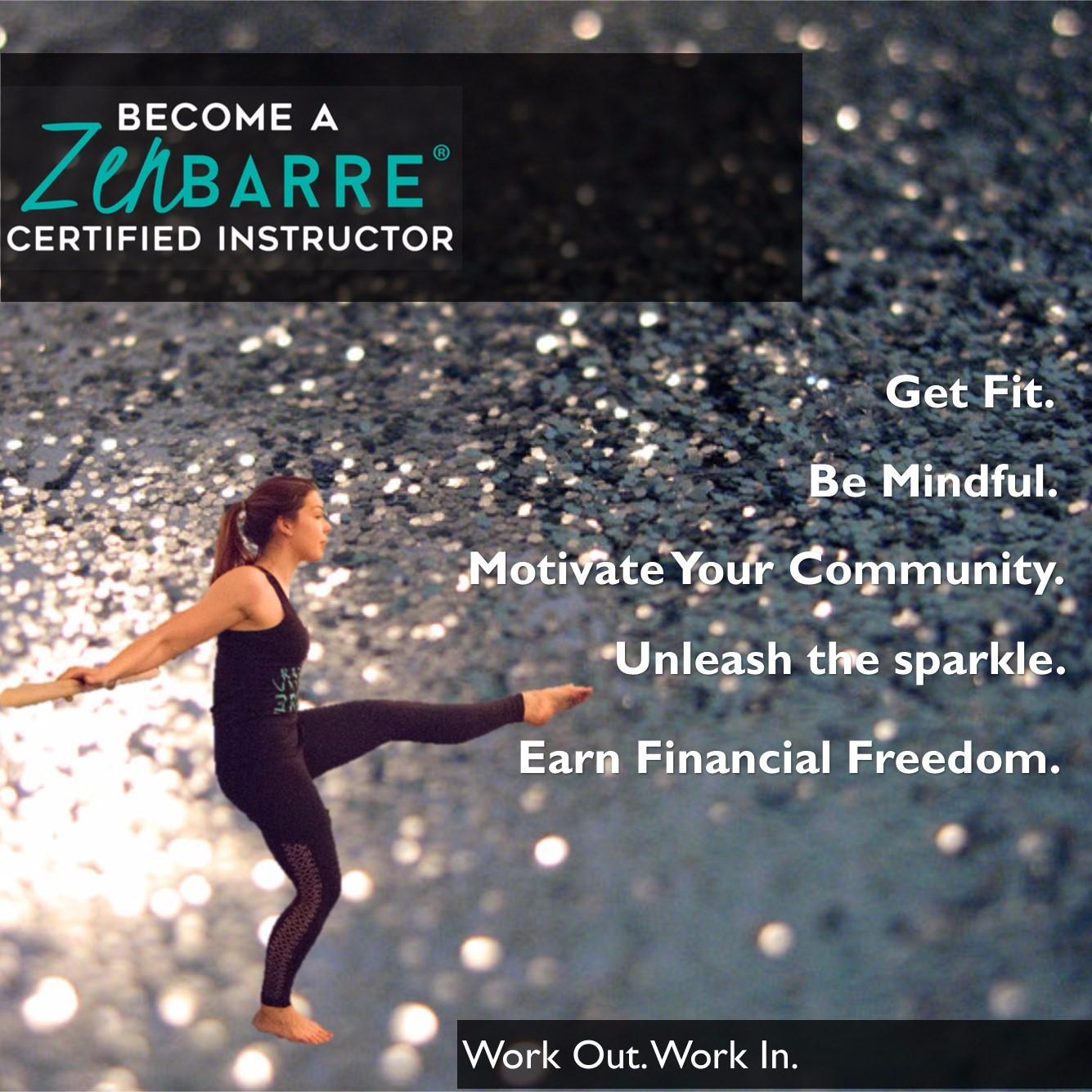 Online Barre Certification Zen Barre Certification Digital