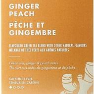 Ginger Peach from Teavana
