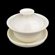 Classic White Porcelain Small Gaiwan 60ml from Yunnan Sourcing