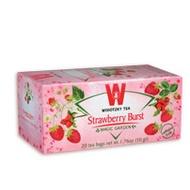 Strawberry Burst from Wissotzky Tea