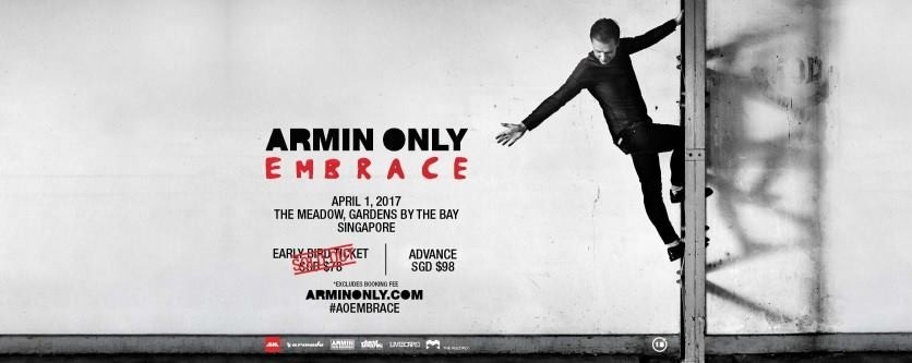 Armin Only Embrace Singapore 2017