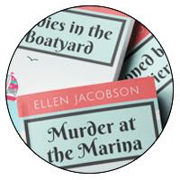 Ellen Jacobson - Cozy Mystery Author