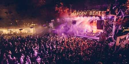 Garden Beats Festival returns in 2018 — Pomo, Youngr, andhim, .gif and more scheduled to perform