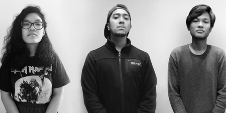 Post-black metal trio Jaddah unveil powerful debut single, 'Uncertainty' – listen