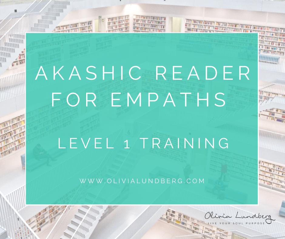 Akashic Level 1 Course