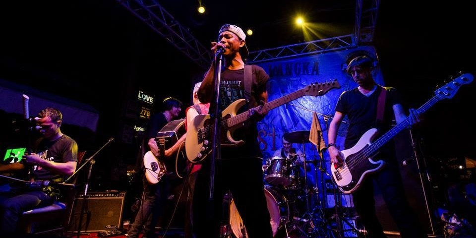 Cambodian rock band Kampot Playboys to perform in Singapore this weekend