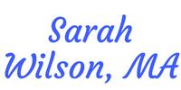 Sarah Wilson, MA