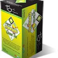 Organic Mango Green Tea from Touch Organic