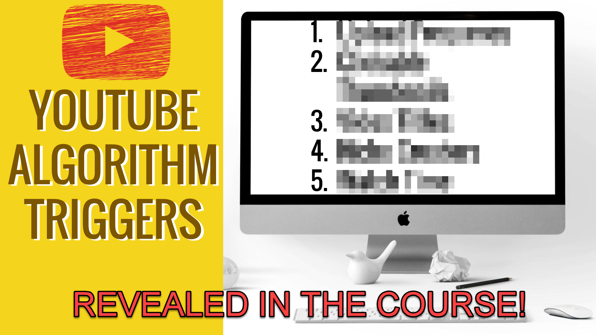 How To Become A Full TIme YouTuber Digital Course | YouTube