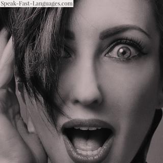 Fear Of Speaking