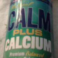 Calm Plus Calcium from Natural Vitality
