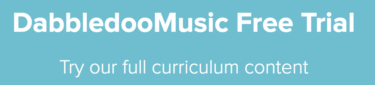 Dabbledoo Music Trial - Irish primary music curriculum