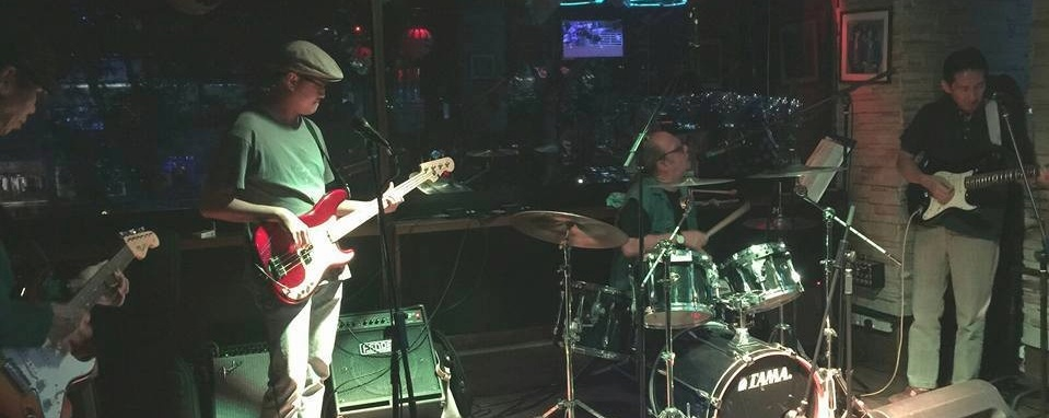 The Blues Express: Live at Artistry