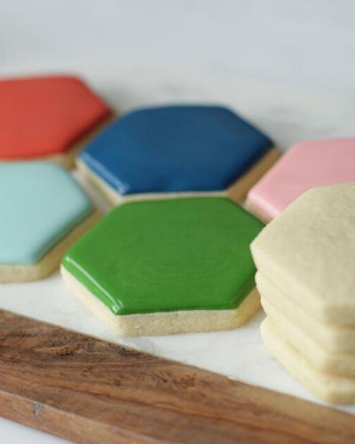 Cookies DIY Class Decorated Cookies
