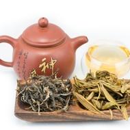 2012 Bulang Mountain Sheng - Puerh from Tribute Tea Company