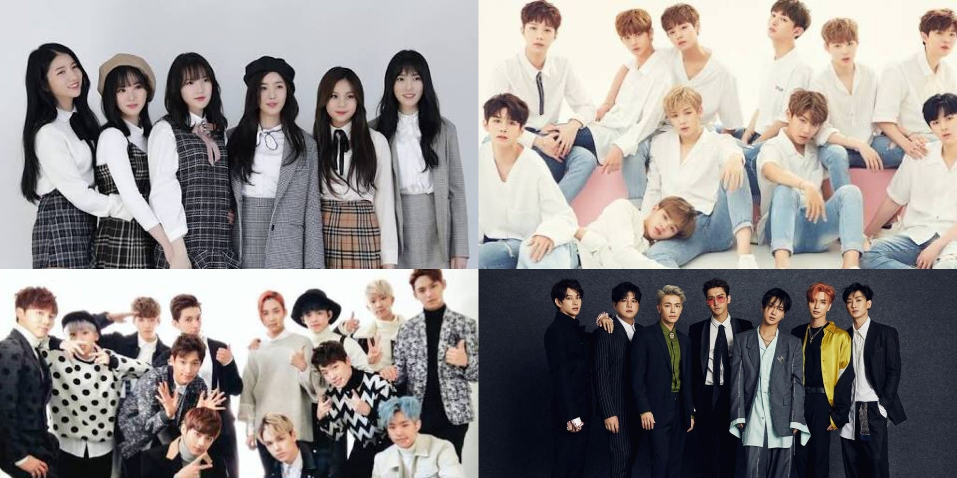 Your guide to the K-pop concerts happening in Manila this 2018