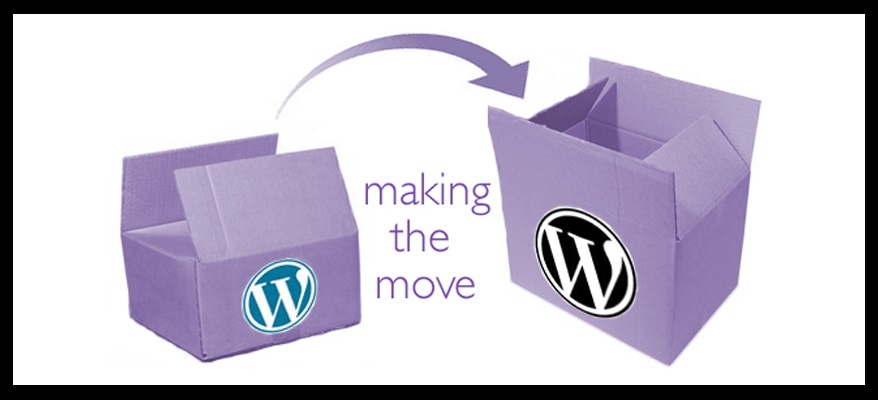 Move WordPress to a New Host or Server